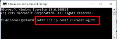 Panduan Cara Memaksimalkan Kecepatan akses Internet pada Windows
