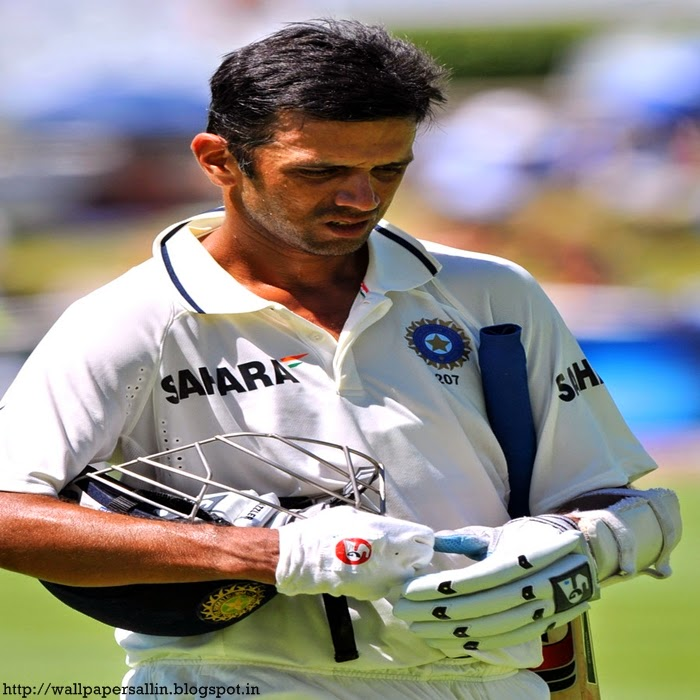 images of rahul dravid