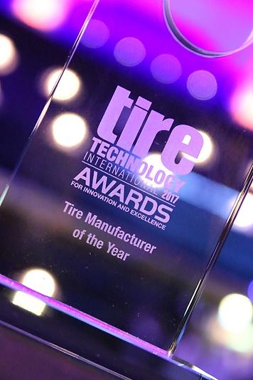 "Continental: Βραβείο «Κατασκευαστή Ελαστικών της Χρονιάς 2017»  από το ""Tire Technology International"""