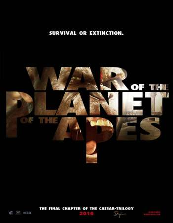 War for the Planet of the Apes 2017 English HD Official Trailer 720p Full Theatrical Trailer Free Download And Watch Online at downloadhub.net