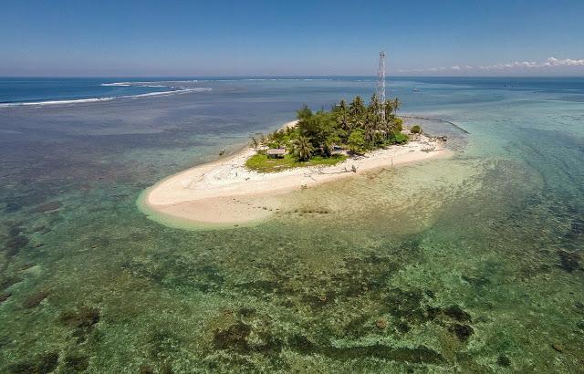 Wisata Bahari Pulau Tikus, Pesona Alam Bawah Lautnya diminati Banyak Wisatawan Nusantara