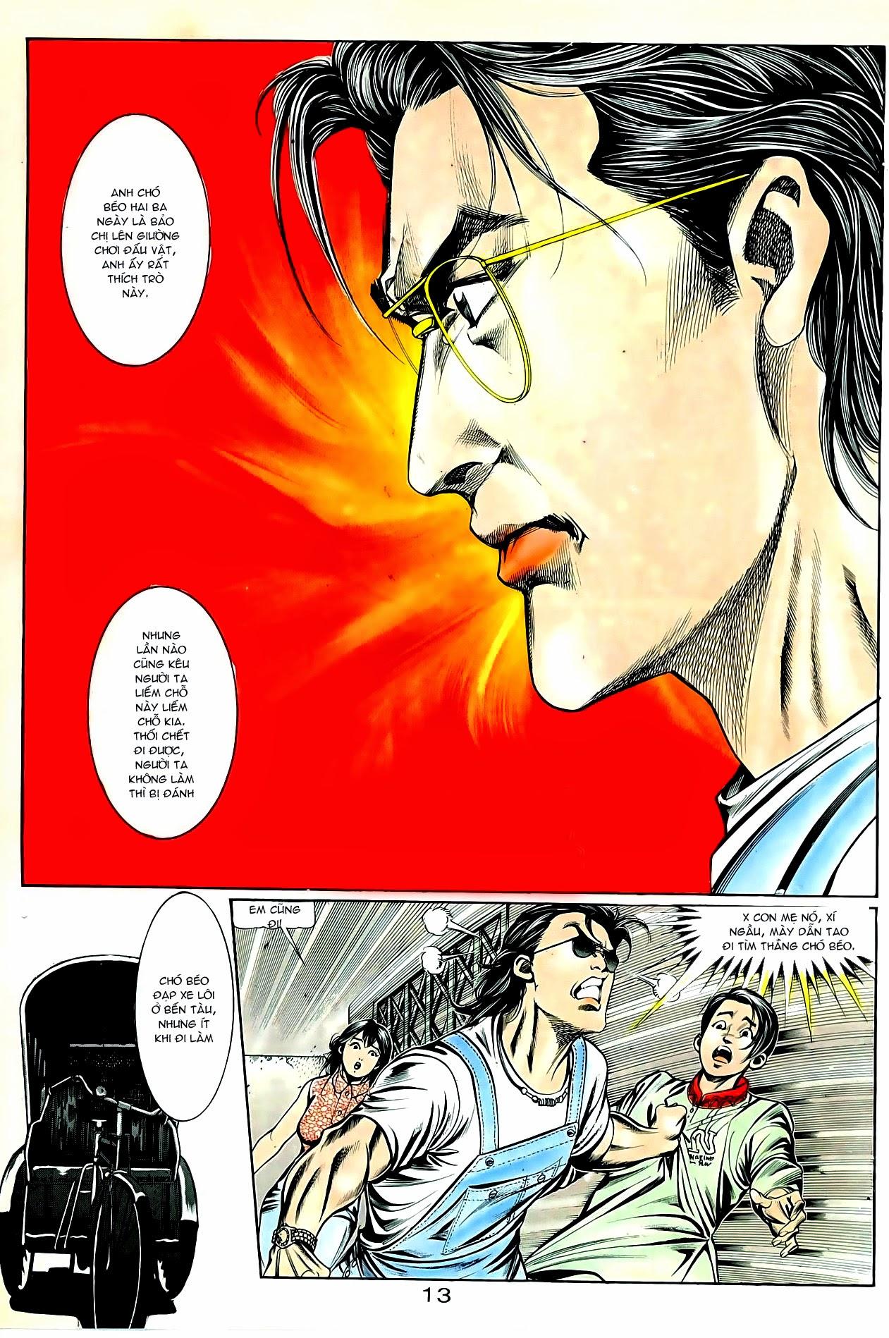 Người Trong Giang Hồ chapter 80: macau nổi sóng gió trang 27