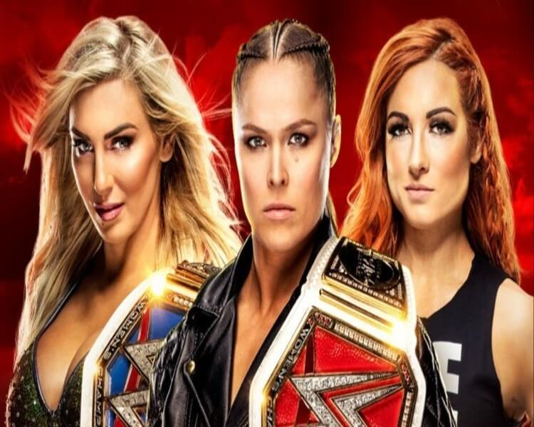 Becky Lynch Juara WrestleMania 35