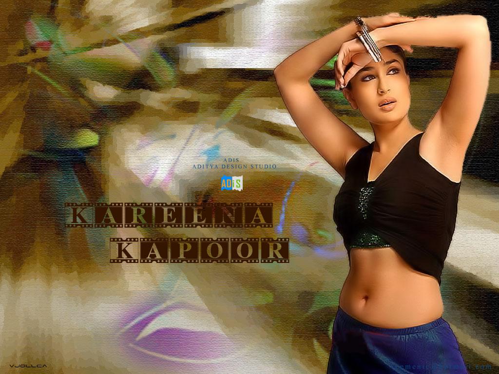 Bollywood Actress Photobook Kareena Kapoor Armpit-8064