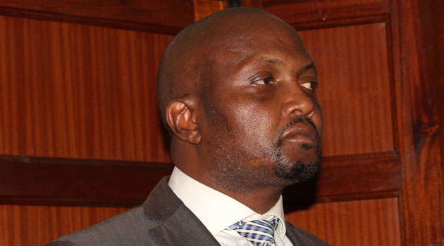 Moses Kuria Johnston Muthana Arrested Hate Speech