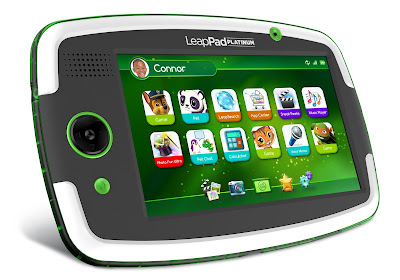 LeapFrog Product Review: LeapPad Platinum and Imagicard