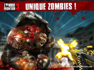 Zombie Frontier 3 MOD APK 1.57