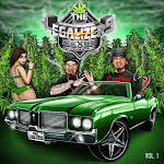 Paul Wall & Baby Bash - The Legalizers: Legalize or Die, Vol. 1 Cover