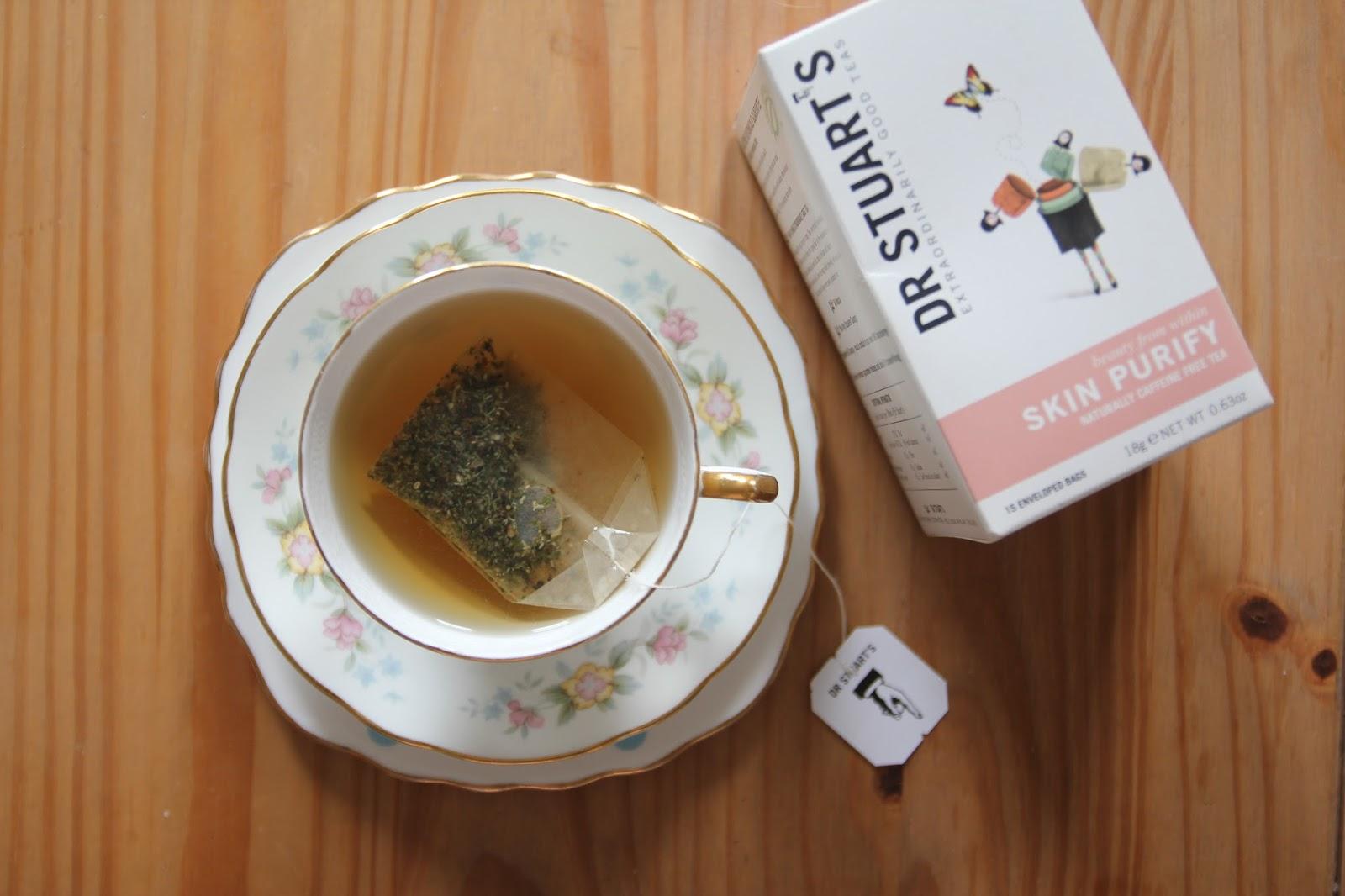 dr stuart slim plus tea review