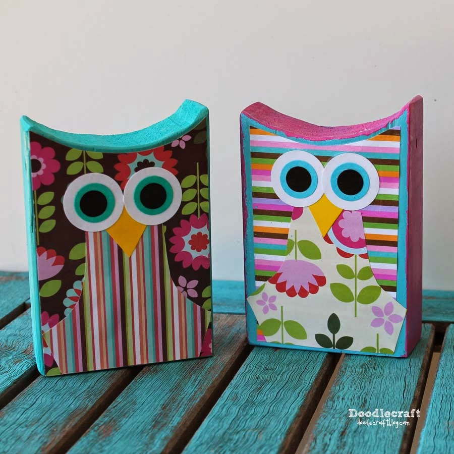 craft gift ideas for women doodlecraft scrappy owls scripture reminder 6109