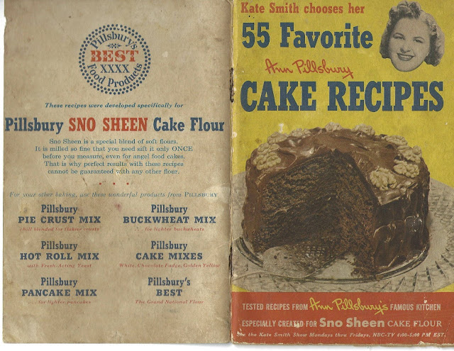 55 Favorite Cake Recipes from Ann Pillsbury