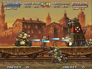 Metal Slug X PC Game Download Free Full Version