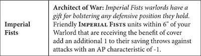 Tácticas Puños Imperiales
