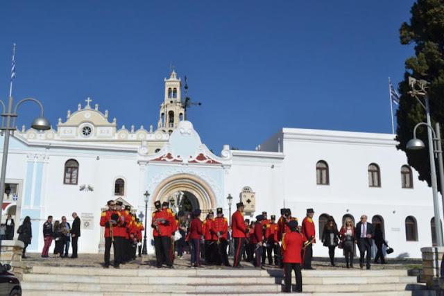 Στο ΣτΕ προσέφυγε η Εκκλησία της Ελλάδος για τις εκλογές στο Ίδρυμα Ευαγγελίστρια της Τήνου