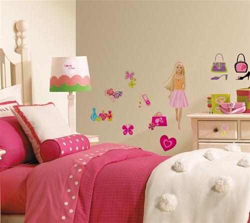 Unique Barbie Room Decarations, Special Barbie Room