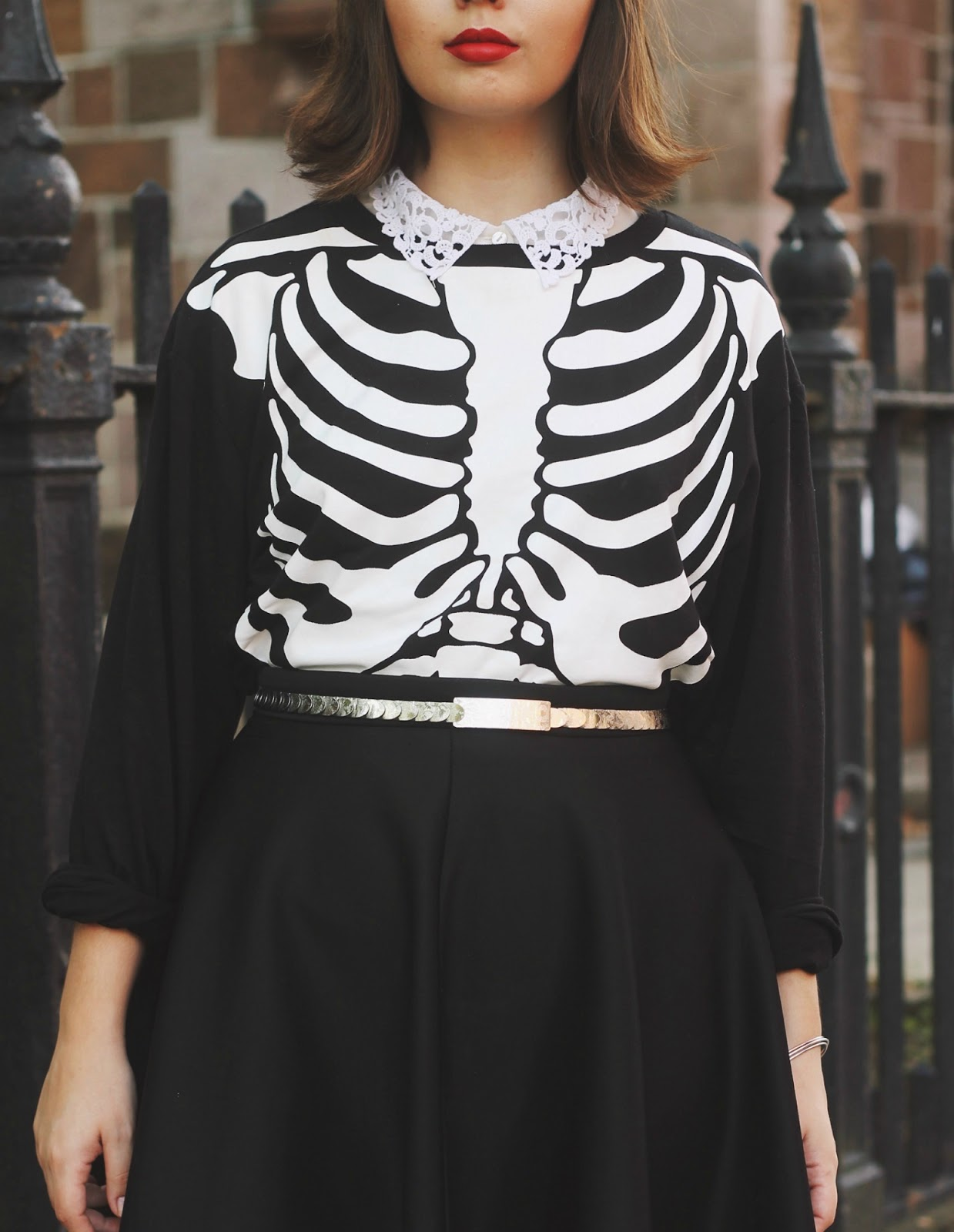 DIY Skeleton Costume Girl | Someone Like You