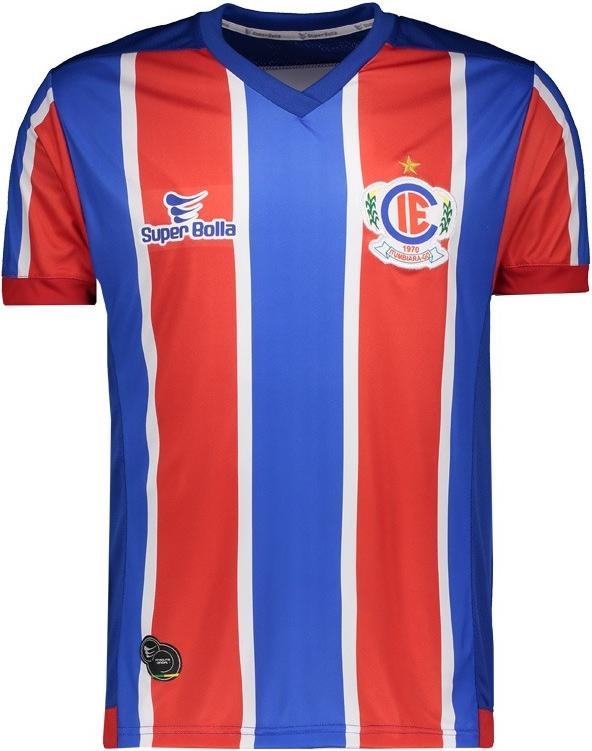 7d337eea9 Super Bolla lança a nova camisa titular do Itumbiara - Show de Camisas