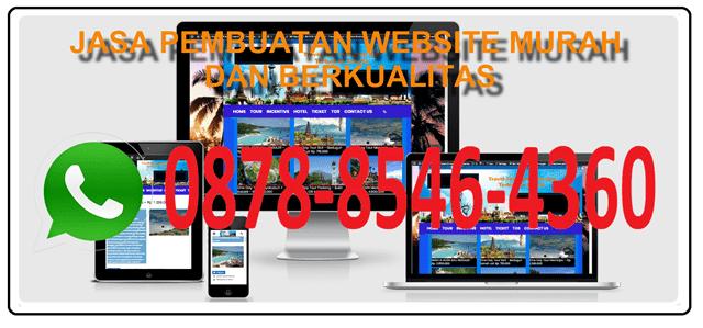 JASA PEMBUATAN WEBSITE JAKARTA TIMUR MURAH DAN BERKUALITAS