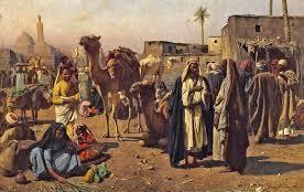 Belanja Rasulullah Saw untuk Mualaf