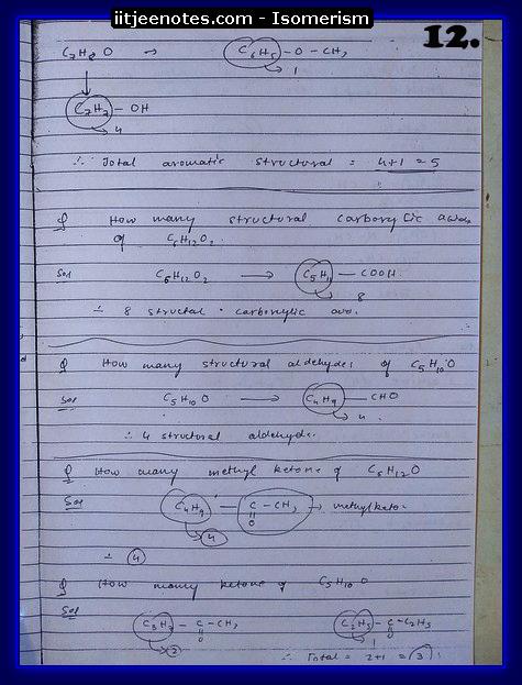Isomerism12