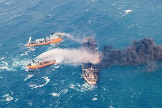Serangan Kapal Tanker Iran