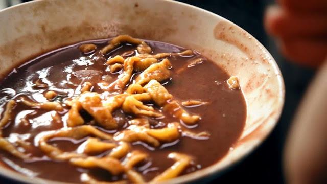 Sopa de Feijão com Talharim (Imagem: Reprodução/Internet)