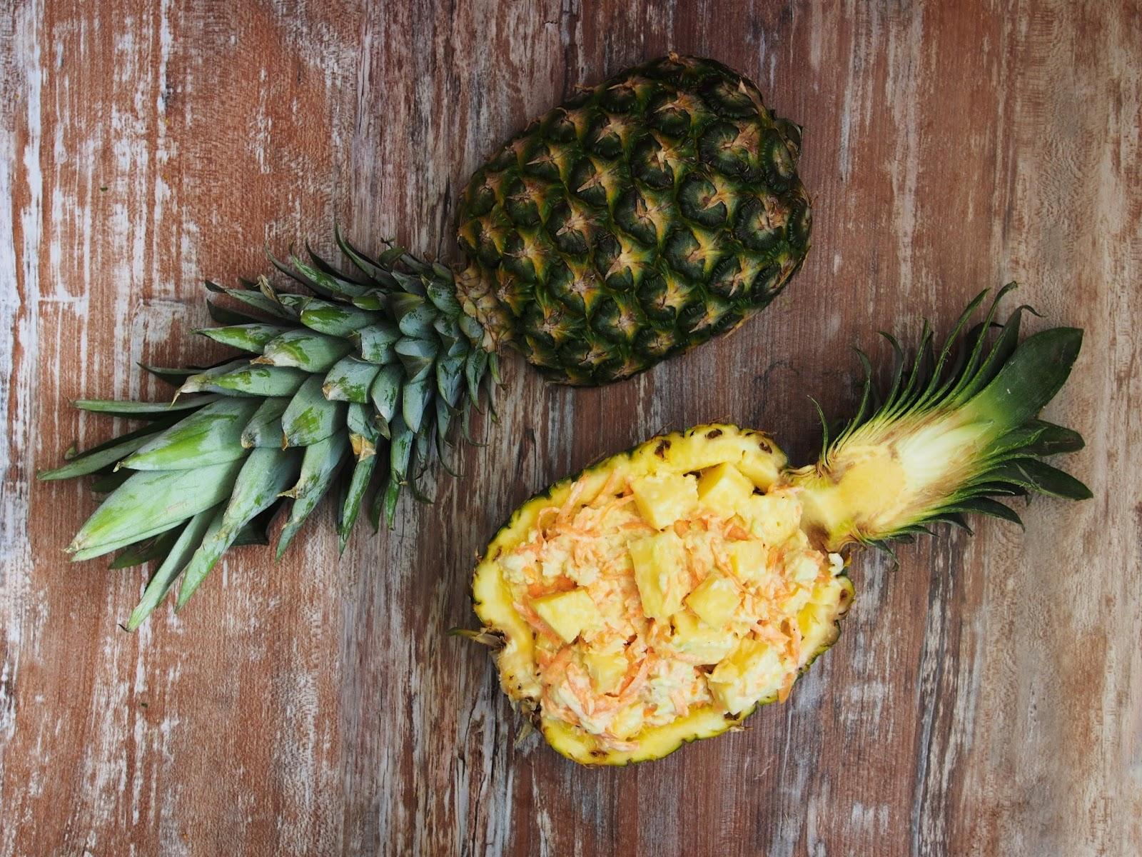 Ananas Nesteenpoisto