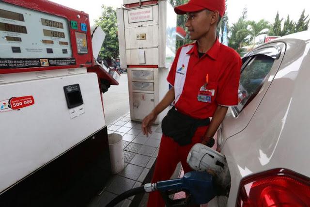 Terkesan Mendadak, Warga Bogor Keluhkan Kenaikan BBM Non-subsidi