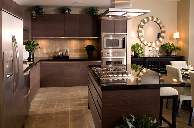 thiết kế nhà bếp - mẫu số 6