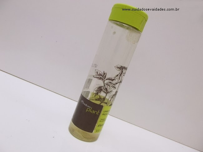 Shampoo Anti-Resíduos Natura Plant