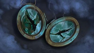 Il Medaglione di Serpeverde distrutto e privato dell'Horcrux di Voldemort