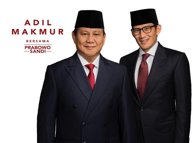[Video] Prabowo-Sandiaga Dirikan Posko Pemenangan di Kompleks Keraton Surakarta