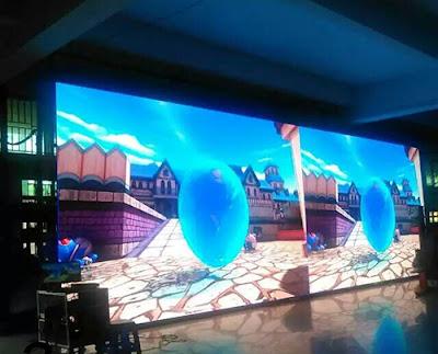 Cung cấp lắp đặt màn hình led p4 giá rẻ tại Hà Tĩnh