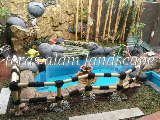 tukang taman kolam cirebon