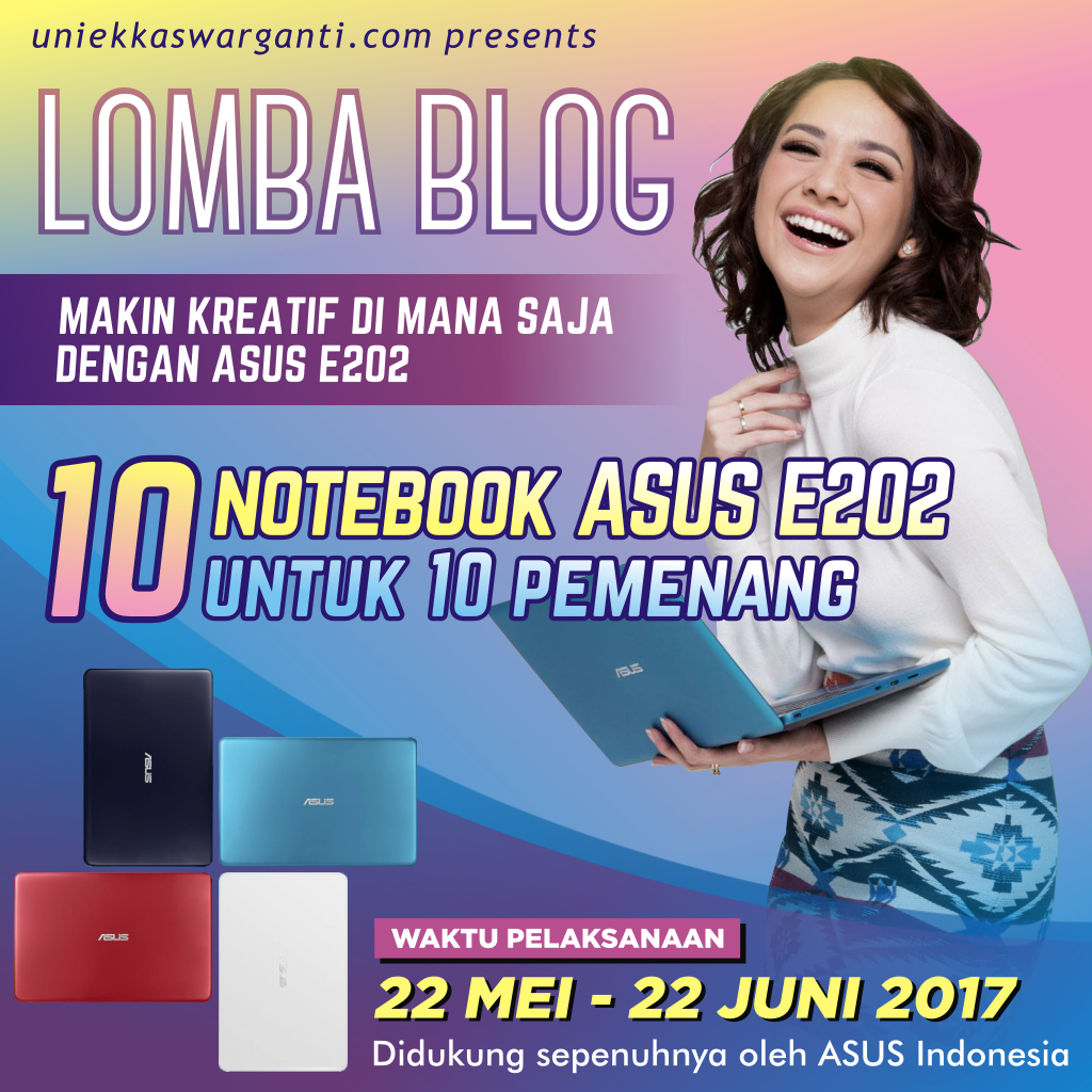 LOMBA BLOG ASUS E202 - Tips Merawat Laptop Kesayangan