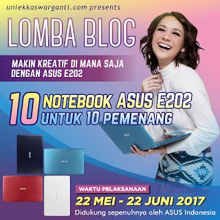 ASUS E202 NoteBook 11,6 inch yang tahan lama