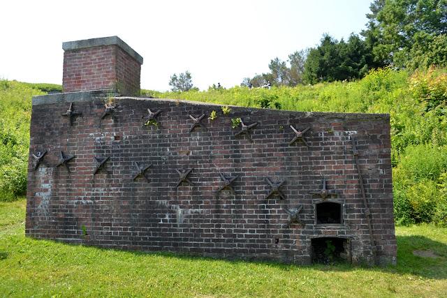 Форт Нокс, штат Мэн (Fort Knox, ME)