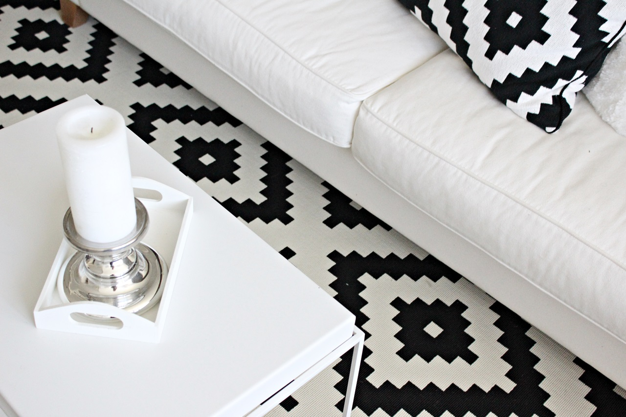 Ikea lappljung ruta matto carpet scandinavian home