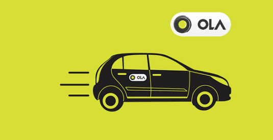 Ola Cab loot – Get 250 off on No Minimum Purchase