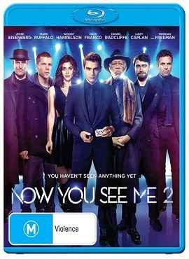 Now you Can See Me 2 (2016) English 1080p Blu-Ray 1.2GB