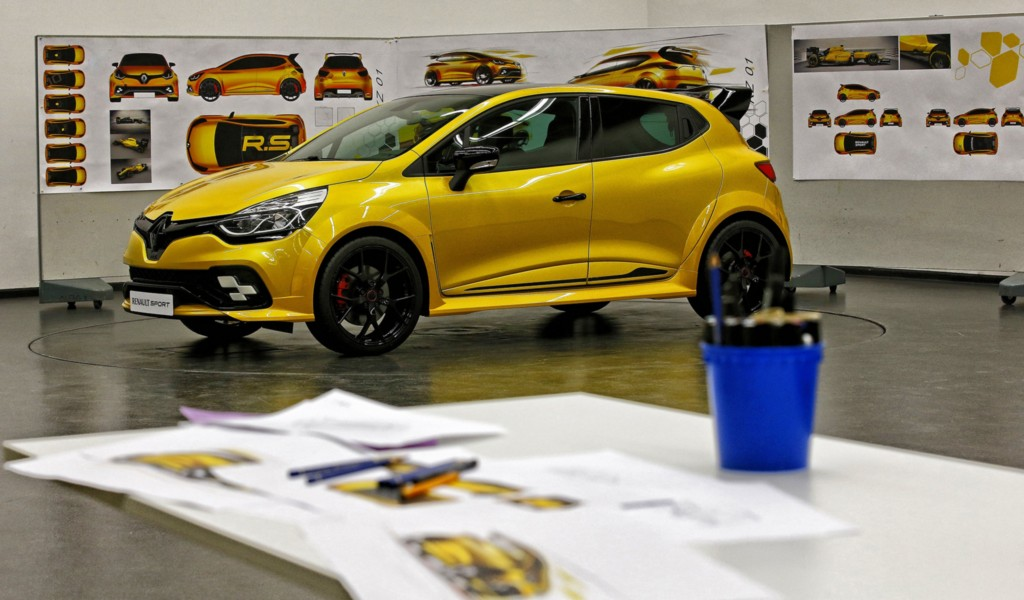 RENAULT SPORT RS16, 2017's Hottest Cars.