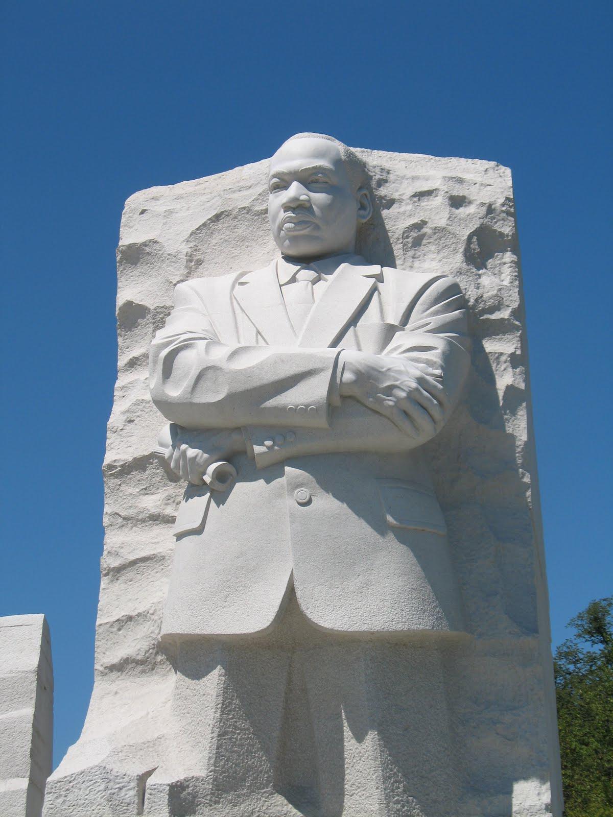 Washington Buckeye: Martin Luther King, Jr., Memorial