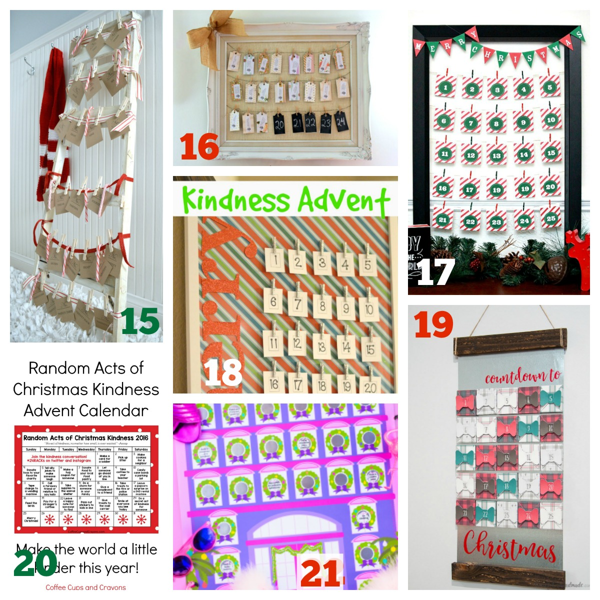 Reviews Chews Amp How Tos 25 Ways To Count Down To Christmas