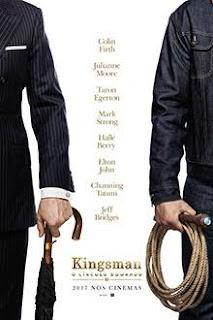 Kingsman: O Círculo Dourado Dublado Online