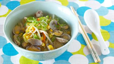How to Make EASY Asari (Clam) Ramen Noodles