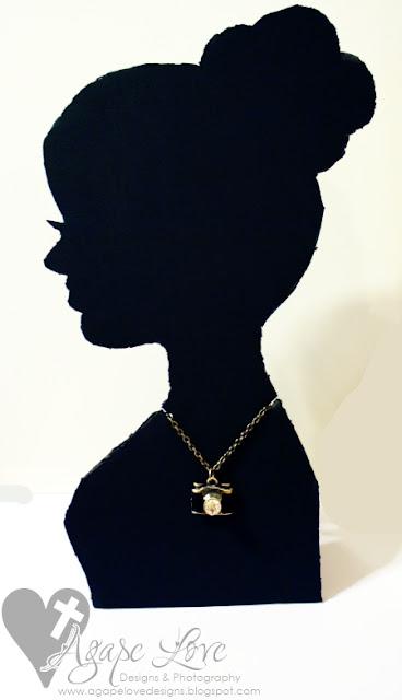 jewelry silhouette clip art - photo #9