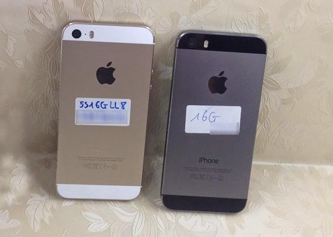 ... mới đây một số chủ cửa hàng rục rịch rao bán iPhone 5S Lock của nhà  mạng DoCoMo, Softbank (Nhật Bản) với giá rẻ hơn rất nhiều so với hàng chính  hãng.