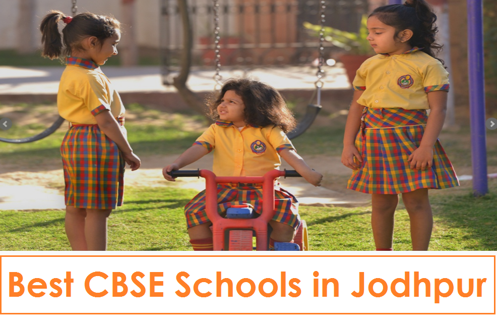 List of the Best CBSE Schools in Jodhpur