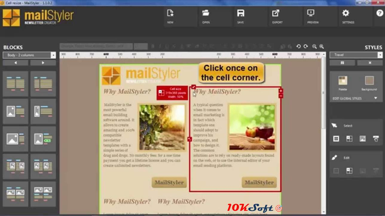 MailStyler Newsletter Creator Pro v2 Latest Version Direct Download Link