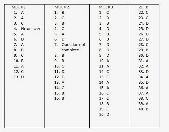 TTC MATHS DEPARTMENT: Form 2 Liang J's Revision Class FULL